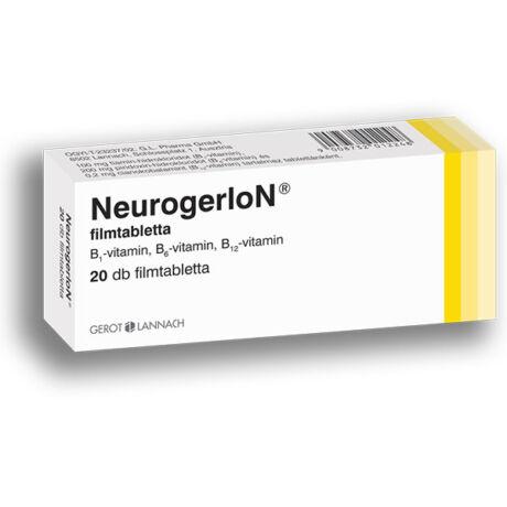 Neurogerlon filmtabletta 20x