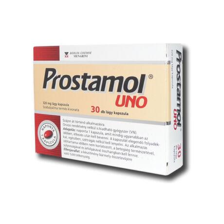 Prostamol Uno 320mg lágykapszula 30x