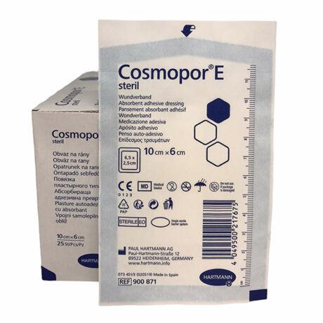 Cosmopor steril sebtapasz 10cmx6cm (1x)