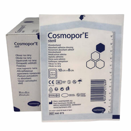 Cosmopor steril sebtapasz 10cmx8cm (1x)