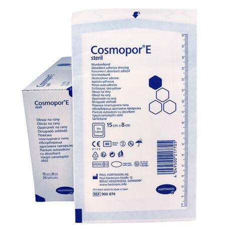 Cosmopor steril sebtapasz 15cmx8cm (1x)