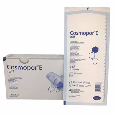 Cosmopor steril sebtapasz 25cmx10cm (1x)