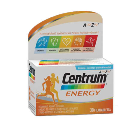 Centrum Energy A-Z-ig tabletta (30x)