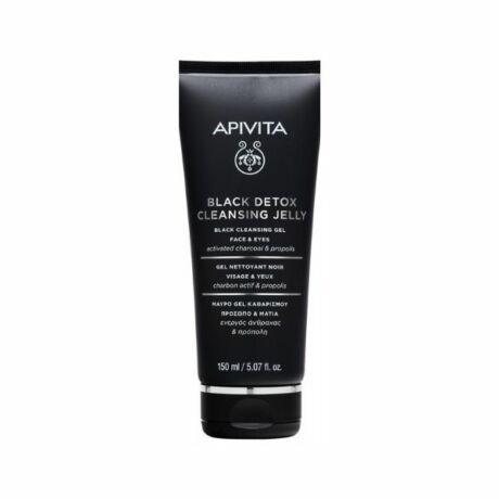 Apivita Arctisztító Black Detox 150ml