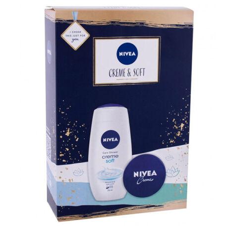 NIVEA Creme Soft ajándékcsomag