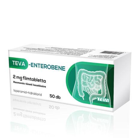 Teva-Enterobene 2 mg filmtabletta 50x
