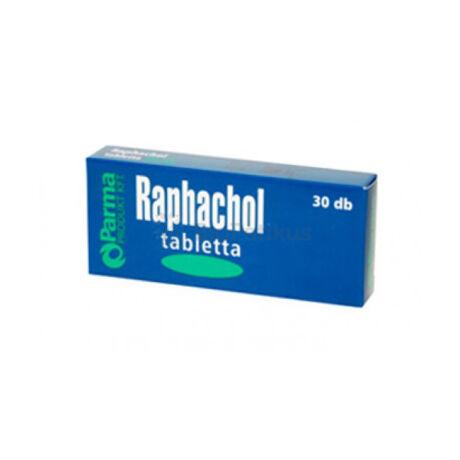 Raphachol tabletta (30x)