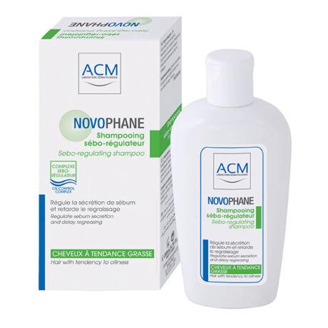 ACM Novophane Sebo-Regulator sampon zsíros hajra
