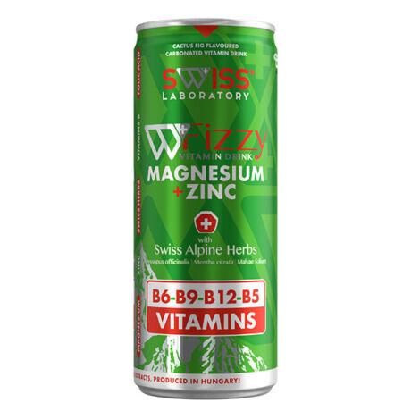 Swiss Vitamins Mg Cink ital kaktuszfüge 250ml
