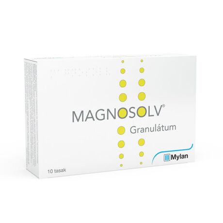 Magnosolv granulátum 50x6,1 g