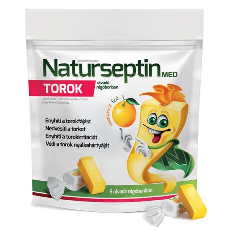 Naturseptin TOROK - olvadó rágóbonbon
