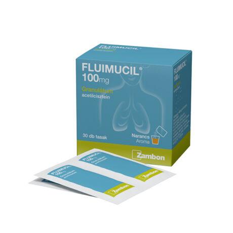 Fluimucil 100 mg granulátum (30x1g)