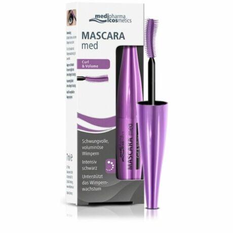 Mascara Med Curl et Volume szemspirál 7ml