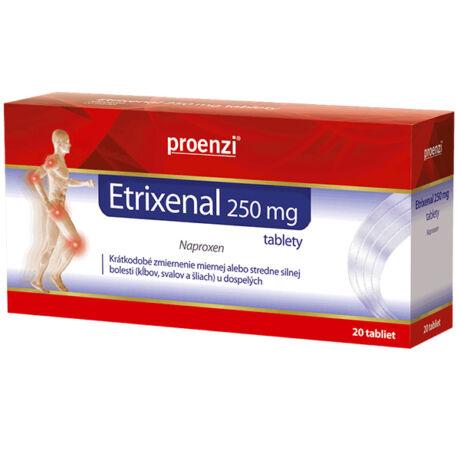 Etrixenal 250 mg tabletta 20x