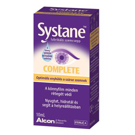Systane Complete lubrikáló szemcsepp