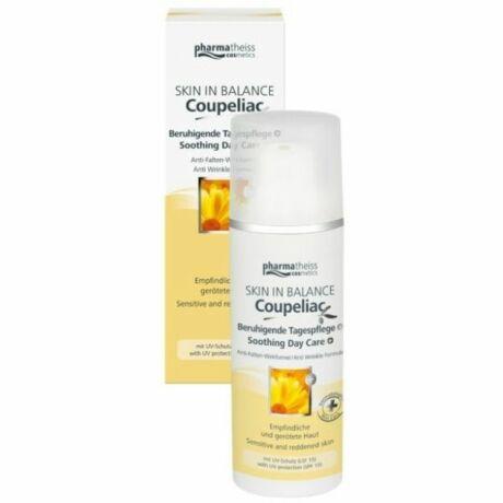 Coupeliac arckrém bőrnyugtató FF15 (50ml)