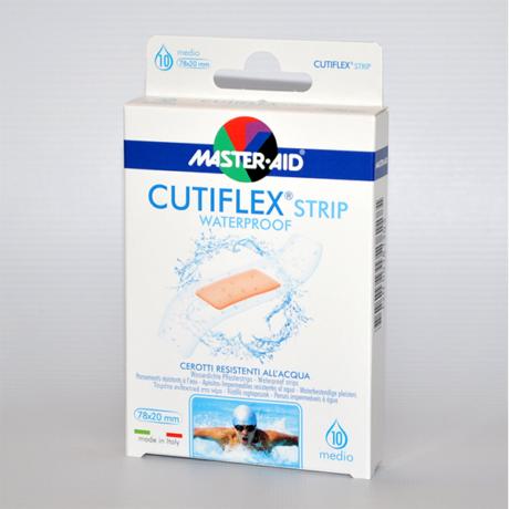 Master Aid Cutiflex strip medium vízálló sebtapasz 10x