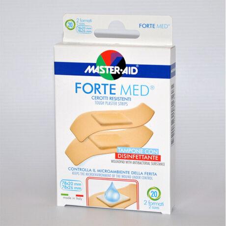 Master Aid Forte med sebtapasz vízálló különböző