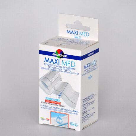Master Aid Maxi med vágható sebtapasz 50x6cm