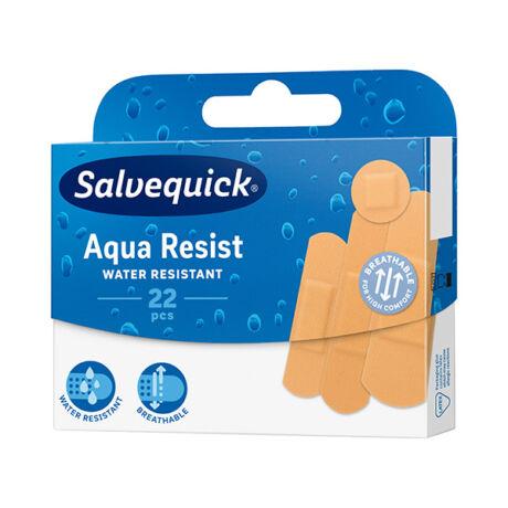 Salvequick sebtapasz vízálló 4 kül.méret (22x)