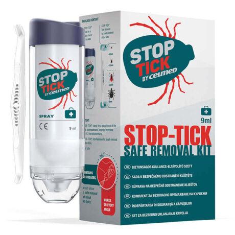 Kullancseltávolító készlet Stop-tick Ceumed 1x9ml