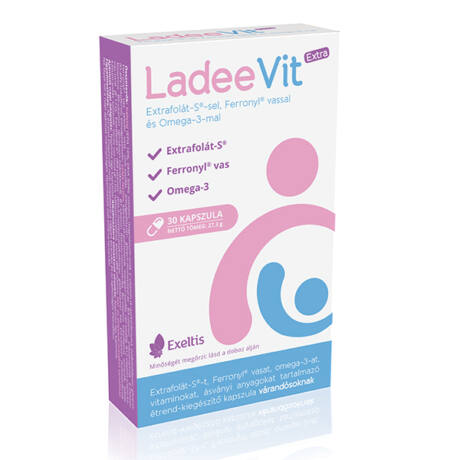 Ladeevit  Extra kapszula 30x