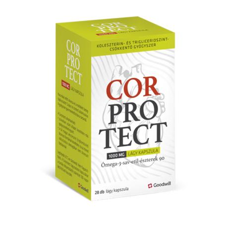 Corprotect 1000 mg lágy kapszula 28x