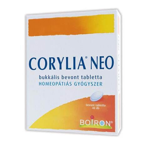 Corylia NEO bevont tabletta 40x