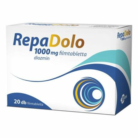 Repadolo 1000 mg filmtabletta 20x