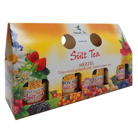 Mecsek Sült tea csomag mézzel 4x40ml