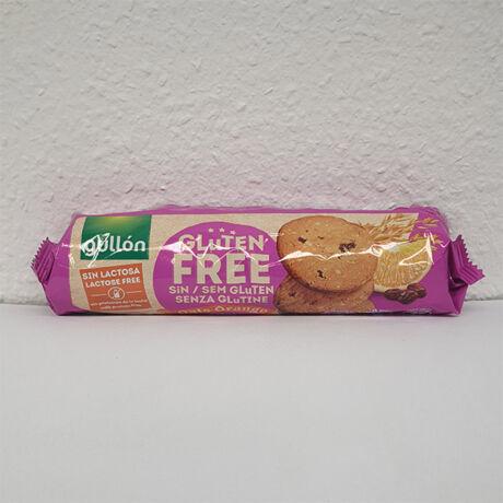 Gullon gluténmentes keksz zabbal és naranccsal 180g