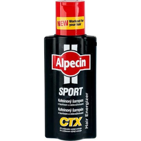 Alpecin Sport koffein sampon (250ml)