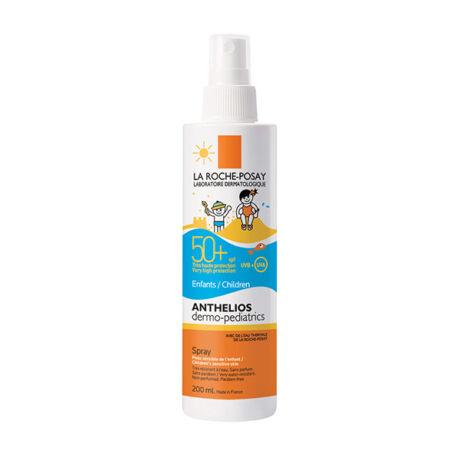 La Roche-Posay Anthelios DP napvédő spray SPF 50 gyermek 200ml