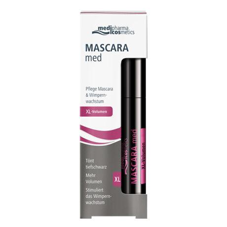 Mascara Med XL-Volumen szempillanövesztő spirál 6ml