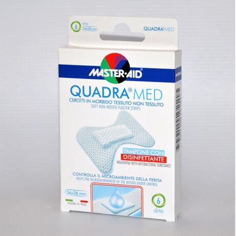 Master Aid Quadra med ujjakra 6x