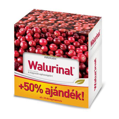 Idelyn Walurinal aranyvessző kapszula 90x (60x+30x)