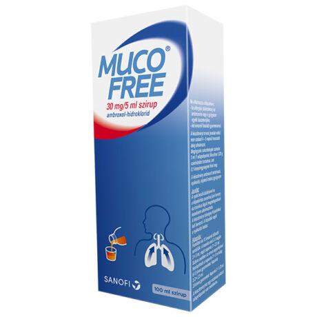 Mucofree 30 mg/5 ml szirup 100ml