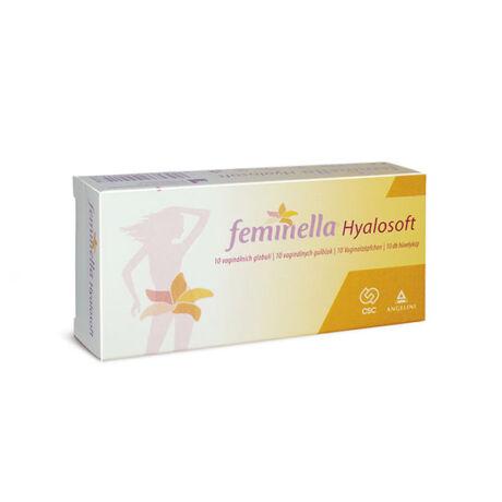 Feminella Hyalosoft hüvelykúp (10x)