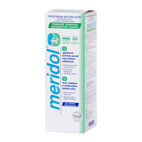 Meridol Halitosis szájvíz 400ml