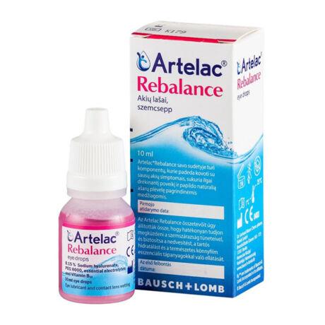 Artelac Rebalance szemcsepp 10ml