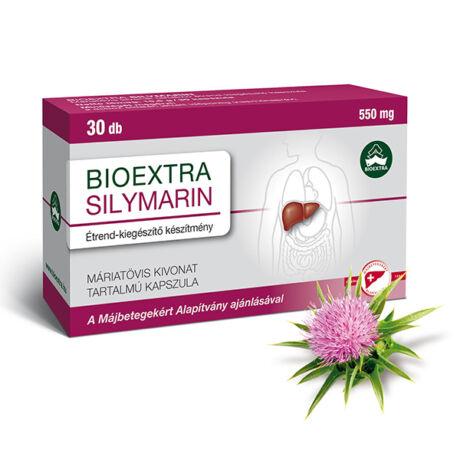 Bioextra Silymarin kapszula 30x