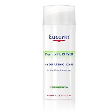 Eucerin DermoPURIFYER Hidratáló arcápoló 50ml