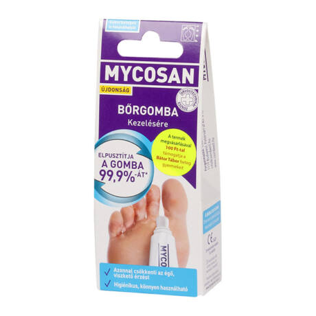 Mycosan ecsetelő körömgombára (5ml)