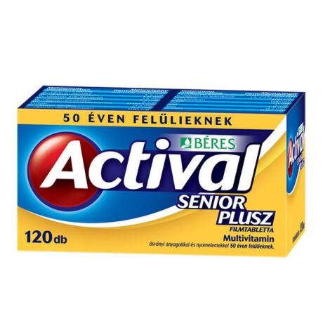 Actival Senior filmtabletta 90x+30x