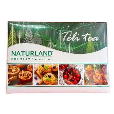Naturland Prémium Téli tea Selection