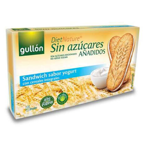 Gullon diabetikus joghurtos reggeli szendvicsekhez 220g