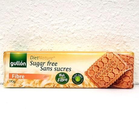 Gullon diabetikus rostdús keksz 170g