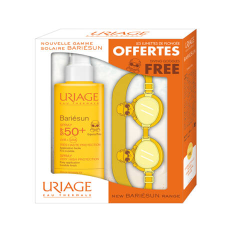 Uriage Bariésun Kid spray SPF50+ +napszemüveg 200ml