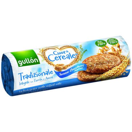 Gullon élelmi rostban gazdazdag cukormentes keksz 280g