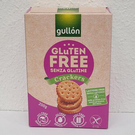 Gullon gluténmentes cracker 200g